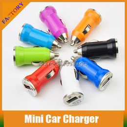 Wholesale Galaxy S4 Mini Battery Charger - mini charger Mini USB Car Charger Universal Car Adapter Charger For Samsung Galaxy S3 S4 S5 Electronic Cigarette eGO Evod Battery In Car