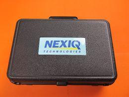 herramientas de escáner de motocicletas Rebajas Enlace NEXIQ USB 125032 profesional con todos los adaptadores para la herramienta de diagnóstico de camiones diesel con todos los instaladores NEXIQ de servicio pesado