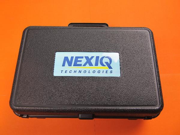 Collegamento USB NEXIQ USB 125032 professionale con tutti gli adattatori per strumento diagnostico camion diesel con tutti gli installatori NEXIQ per impieghi gravosi