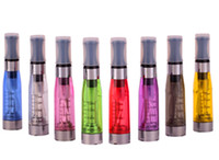 Wholesale Clearomizers Electronic Cigarette - Electronic Cigarette Ego Ce4 Ce5 atomizer atomizers best clearomizer for e cigarette cigarettes battery e cig cigs clearomizers ecigarette