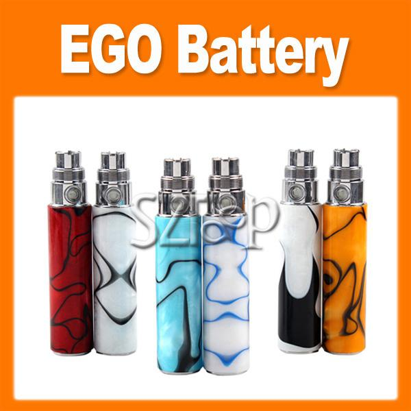 eGo Battery Various Color E Cigarette Battery Griotte Surface for eGo Series Electronic Cigarette CE4/CE5/CE6 Atomizer 0204010
