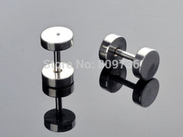 OP-Ear Expander Taper Camillas Plugs Piercing Flesh Tunnel Wholesale 60 unids / lote Envío Gratis