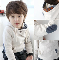Wholesale Hot Hoody Wholesale - 2014 Autumn winter Hot Boys Tracksuits Hoodies Boys Hoody Children Hoodies & Sweater Boys cotton Coat Boys pure Clothing J082003#