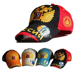 63633c5e wholesale New Fashion sochi Russian Cap 2014 Russia bosco baseball cap  snapback hat sunbonnet sports cap for man woman hip hop