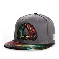 2014 quente novo CAYLER SONS Rocha Cap cinza   galáxia   mulheres-homens  negros snapback chapéus e bonés de beisebol moda frete grátis por caixa 242519bdf9a