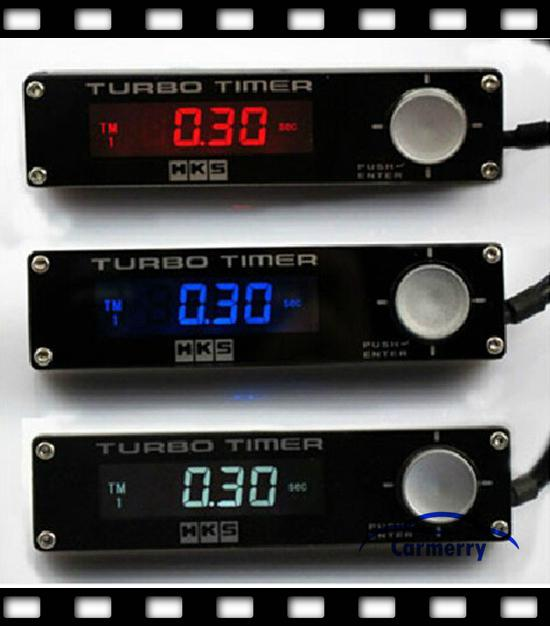 red blue white light digital type 0 turbo timer turbo dolgular com pivot turbo timer wiring diagram at bayanpartner.co