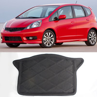 Wholesale Carpet Liner - Cargo Truck Mat Carpet Rear Liner All Weather Protector For Honda Fit 08-12