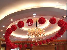 palla di natale ornamento viola Sconti Rosso / rosa / bianco / VIOLA / colore giallo 30 CM / 12