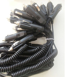 Zigarettenadapter 12v online-Auto Ladegerät Auto Zigarettenanzünder 12V Auto Netzteil Adapter Stecker Ladegerät 5,5 mm x 2,1 mm Kostenloser Versand