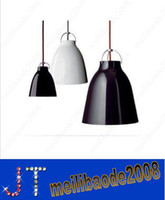 White black ceiling lamp - Light years Caravaggio pendant lamp Denmark modern lighting Designed by CECILIE MANZ ceiling light HSA0576