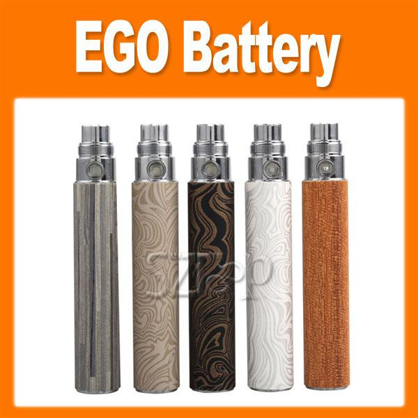 wood grain battery 650mAh/900mAh/1100mAh E cigarette battery for CE4/CE5/CE6/VIVI NOVA 0204020