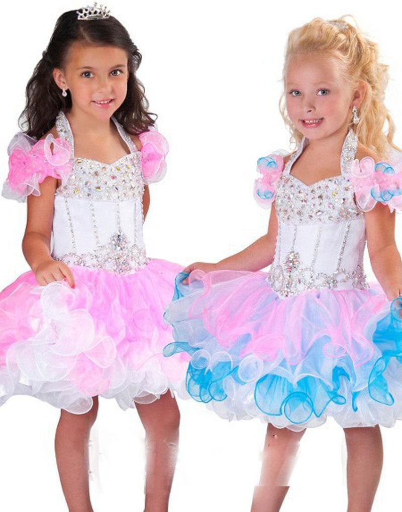 Compre Vestidos De Fantasia Niños Lindo Concurso Corto Vestidos ...