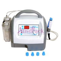 Wholesale Aqua Dermabrasion - Hydra facial cleaner hydro dermabrasion water peeling aqua dermabrasion peeling skin care machine