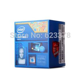 Escritorio de cuatro procesadores online-Intel Core i7-4770 3.5GHz CPU de escritorio procesador Quad-Core LGA 1150 Caché L2 8M envío libre