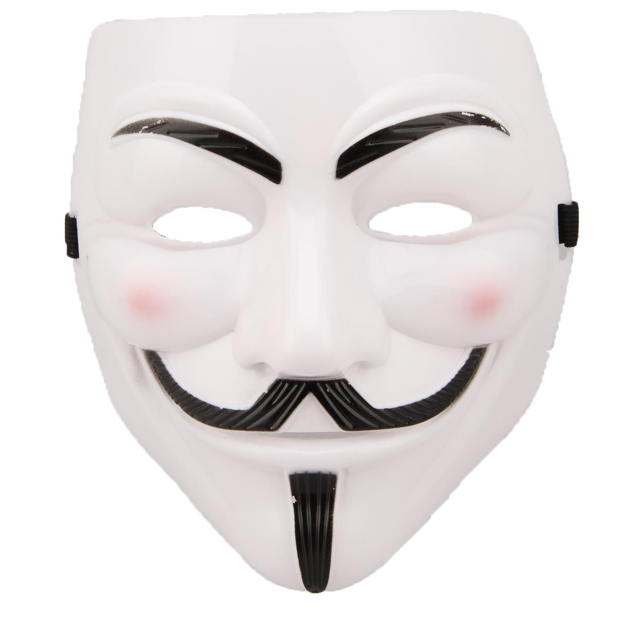 V For Vendetta Guy Fawkes Fancy Dress Party Halloween Masquerade ...
