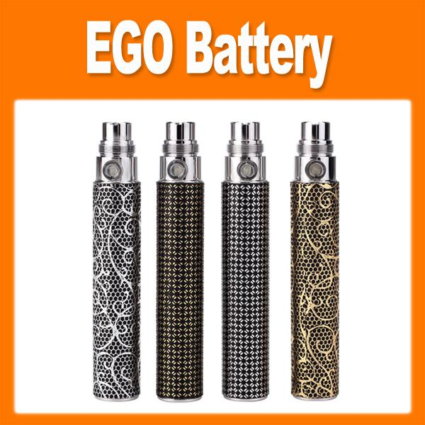 Electronic Cigarette Battery 650/900/1100mAh eGo Battery for eGo Series CE4/CE5/CE6/VIVI NOVA/protank/MT3 Atomizer 0204029