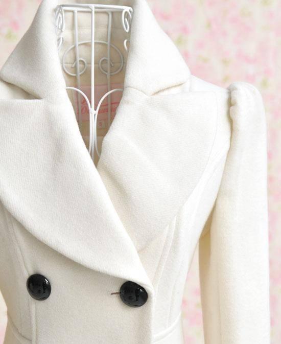 Women's Wool & Blends Wholesaler Trade_store Sells 2017 New Long ...