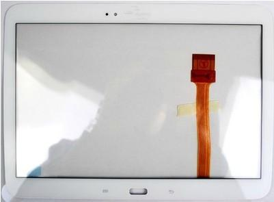Test Passed Touch Screen Digitizer Samsung Galaxy Tab 3 10.1 P5200 P5210 Touch Screen Digitizer Colore bianco e nero Spedizione gratuita