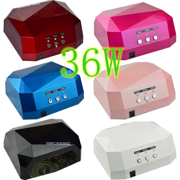 CCFLLED Nail UV For Gel Nail Lamp Dryer 2019 Quick 9DHgate Nail From Zengyanyan0859 UV Com Polish Red Wholesale 36W OuTklXZiwP