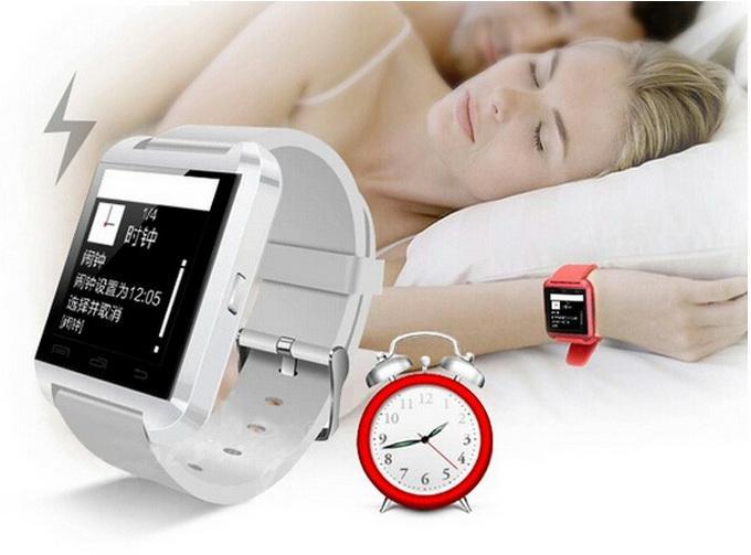 Smart Watch U8 U Orologio Phone Touch Screen Bluetooth Smartwatch Sport Orologio da polso Samsung S4 Note 3 HTC Android iPhone