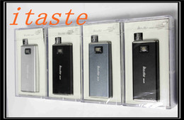 Wholesale Mvp Batteries - Authentic innokin itaste mvp v2.0 with iclear 30 atomizer itaste mvp built-in 2600 mAh polymer Li-Ion rechargeable battery