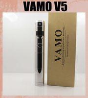 Wholesale Vivi Nova Vamo - Vamo V5 Electronic Cigarette Vamo V5 Mechanical Mod Body Variable Voltage Battery For 510 EGO VIVI NOVA CE4 Ce5 Atomizers TZ053