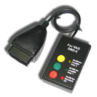 Wholesale Obd2 Vag Code Reader - SI Reset VAG OBD2 Airbag Reset Interface for VW, AUDI, FORD, Seat & Skoda with OBD2 connector