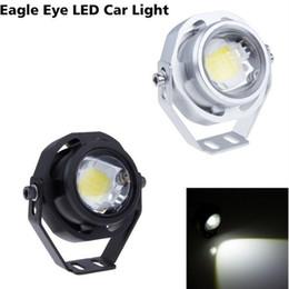 Wholesale cree reverse - Ultra Bright 10W CREE U2 1000LM LED Eagle Eye Car Fog Daytime Running Reverse Backup Parking Signal Light Lamp IP67 waterproof
