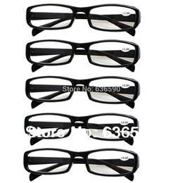 5 Pairs Unbreakable Black or Tortoiseshell Mens Womens Durable Reading Glasses Eyewear Longsighted Lenses Strength +1.00 to +4.0