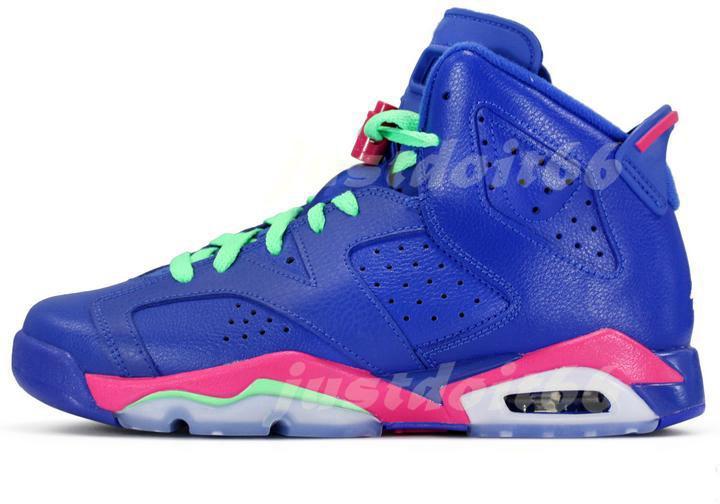 GS Blue Pink Men Sport Shoes
