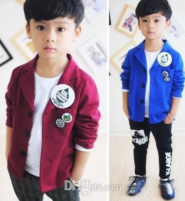 0c13887f524a 2014 New Autumn Clothing New Style Children S Wear Coat Clothes Boys ...