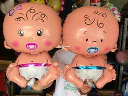 Nuovo giocattolo di promozione della ragazza del ragazzo del bambino di ARRIVE 30PCS per la festa di compleanno gonfiabile Ballons dell'aerostato del foglio di alluminio da