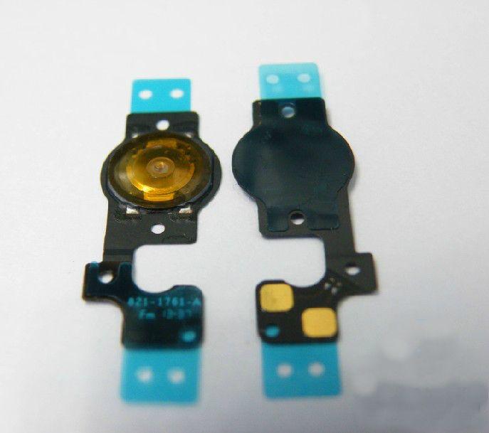 Hauptknopfschlüssel Flexkabel-Band für iphone 5 5C iphone5C NEUER Hauptknopf-Nautiker-Flexkabel-Ersatz für iphone5c