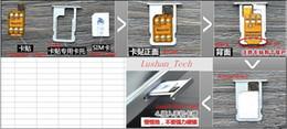 Wholesale Gevey Iphone Unlock Sim - Wholesale GPP Unlock Sim for ios6.0-9.x iPhone5 US ATT,T-Mobile UK, Austria, Japan, Canada gsm Gevey