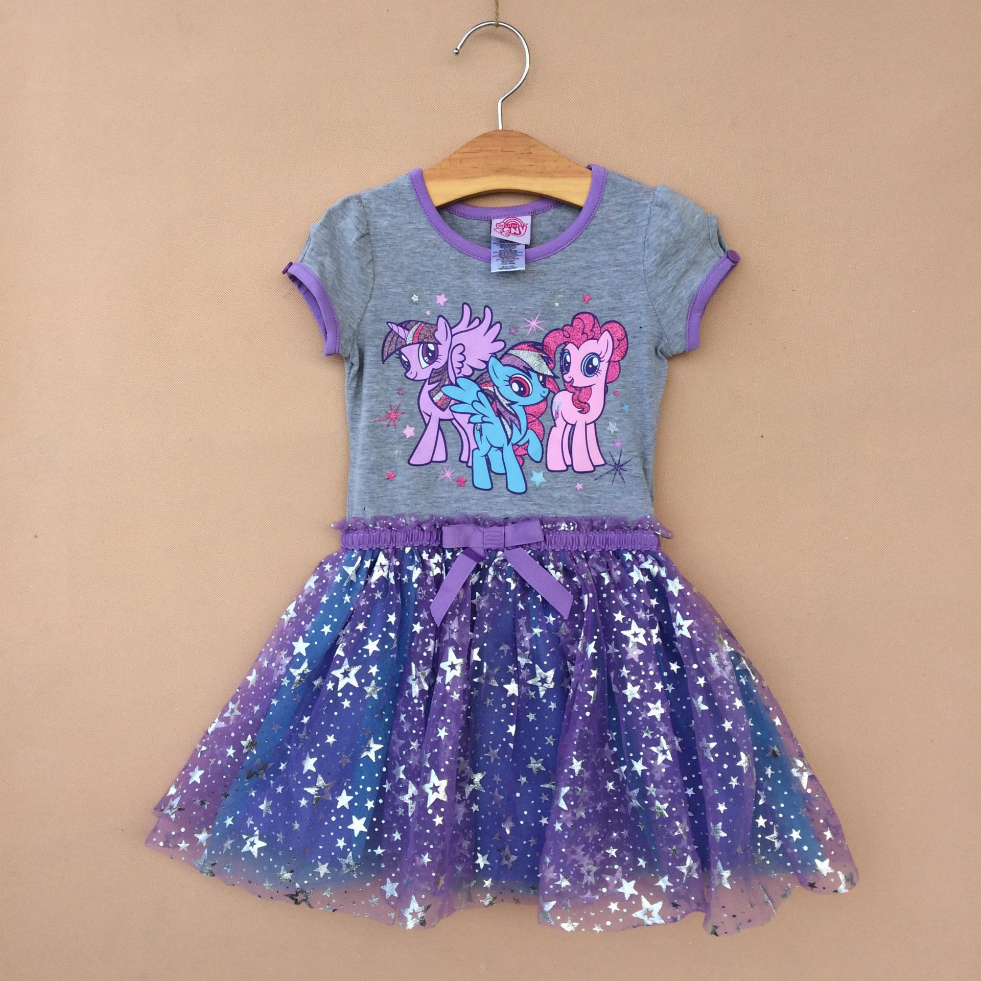 2018 New My Little Pony Baby Kids Clothes Girl Clothes ...