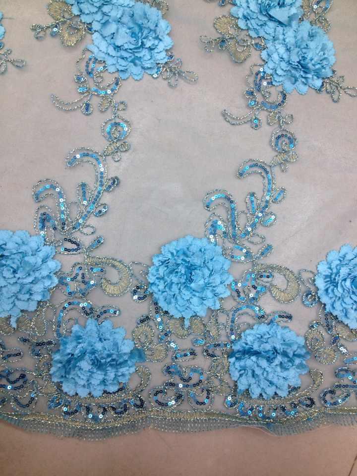 2018 Lace Fabrics New Net Cloth Embroidered Fabrics/Cheaper Wedding ...