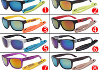 Wholesale Detachable Sunglasses - 2016 New Sports Sunglasses Detachable Series Stardrone Sunglasses Quicksilver Fashion Outdoor Goggle Sunglasses Many Colors Mixed