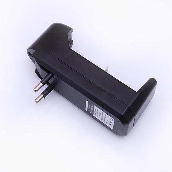 Led 손전등 배터리 충전기 AC100-240V 다기능 배터리 충전기 18650 14500 16340 10440 26650 리튬 이온 배터리
