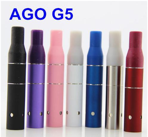 Wholesale - 3 in 1 dry herb herbal & Wax vaporizer ego evod electronic cigarette starter kit with ago g5 and ego-d and mt3 vapor e cigarette