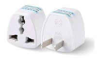 adaptadores de tomada venda por atacado-Adaptador de tomada de alta qualidade barato, Universal UE EUA REINO UNIDO AU Viagem AC Power Adapter Plug