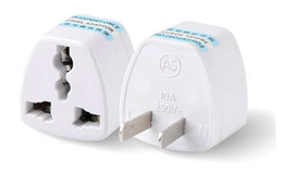 Wholesale Uk Travel Adaptor - Cheap High Quality Plug Adapter, Universal EU US UK AU Travel AC Power Adaptor Plug