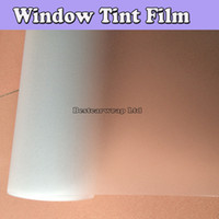 Frosted Opaque Privacy Window Tinting Film - Puerta de Ducha, Oficina FROSTED GLASS EFFECT STATIC CLING AUTO ADHESIVO VINY Tamaño 1.22x50M / Roll