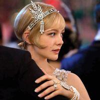 ingrosso corone di promenade di qualità-Di alta qualità Romatic argento lucido diademi capelli copricapo di cristalli diademi festa di nozze prom nuziale corona nuziale