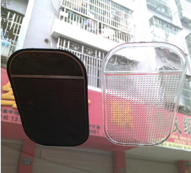 Силикагель Magic Sticky Pad Anti Swift Без скольжения Коврик Маты для телефона PDA MP3 MP4 Автомобиль Высокое Качество Однажды Доставка