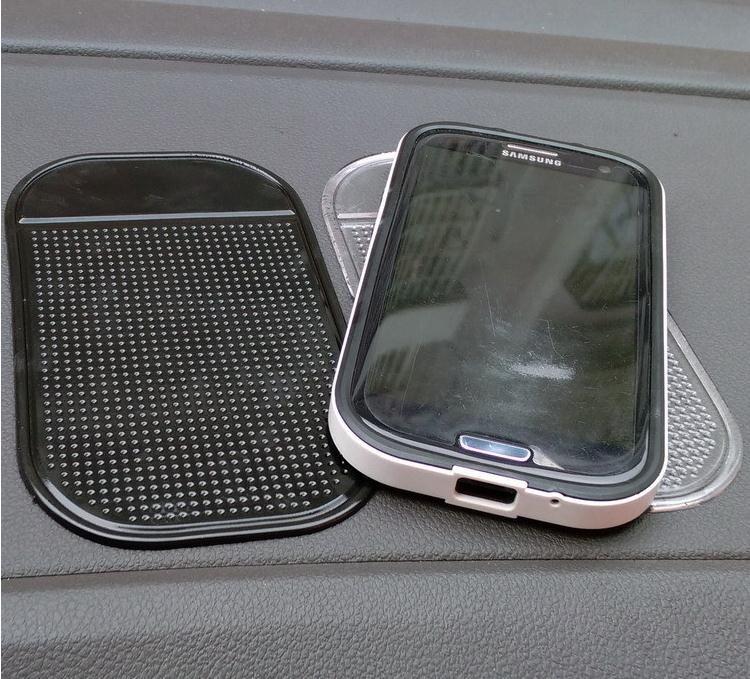 Żel krzemionkowy Magia Sticky Pad Anty Slip Non Slip Mat Mata Podkładki Do Telefonu PDA MP3 MP4 Samochód Wysokiej Jakości Jedna Dnia