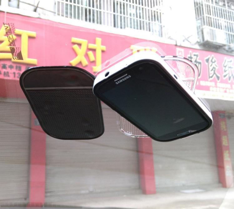 シリカゲルマジックスティッキパッドアンチスリップ非スリップマットマットパッド電話PDA MP3 MP4車高品質1日配送