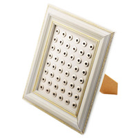 Wholesale mini noosa chunks button display frame fit mini mm chunk for chunk