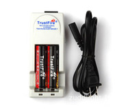 Wholesale trusted fire charger for sale - Group buy 50pcs Trust fire Battery Charger Mod Charger for Battery