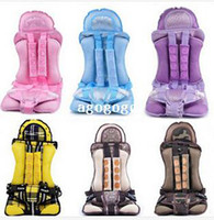 Wholesale Portable Baby Car Seats - Free Shipping&High Quality Baby Car Seat Portable Child Safe Car Seat   Kids Safety Car Seat 6 Colors