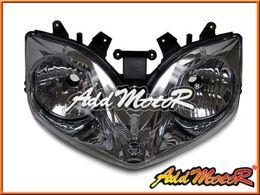 Wholesale F4i Honda - Addmotor Headlight For Honda CBR600F4i CBR 600 F4i 2001-2006 01-06 Hyaline HL615